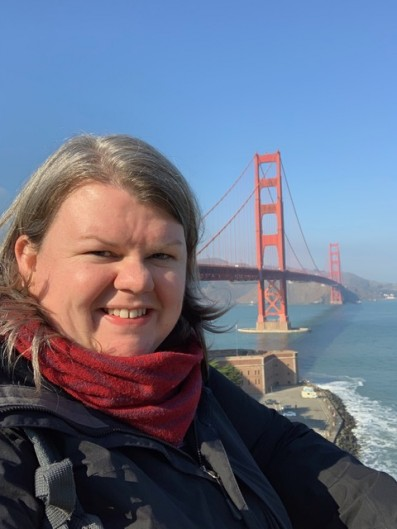 Lois in San Fran